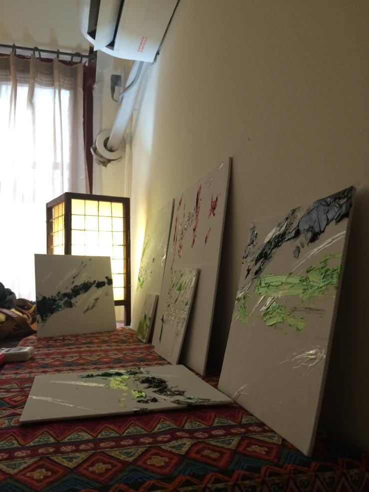 #day #date #canvas Shanghai @vliujunyan